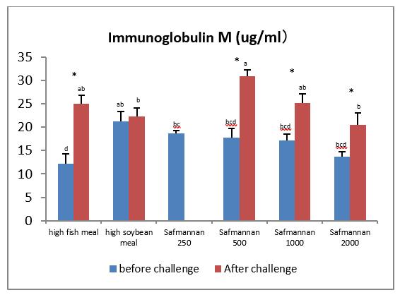 Tăng cuờng miễn dịch, cải thiện tăng trưởng với Safmannan